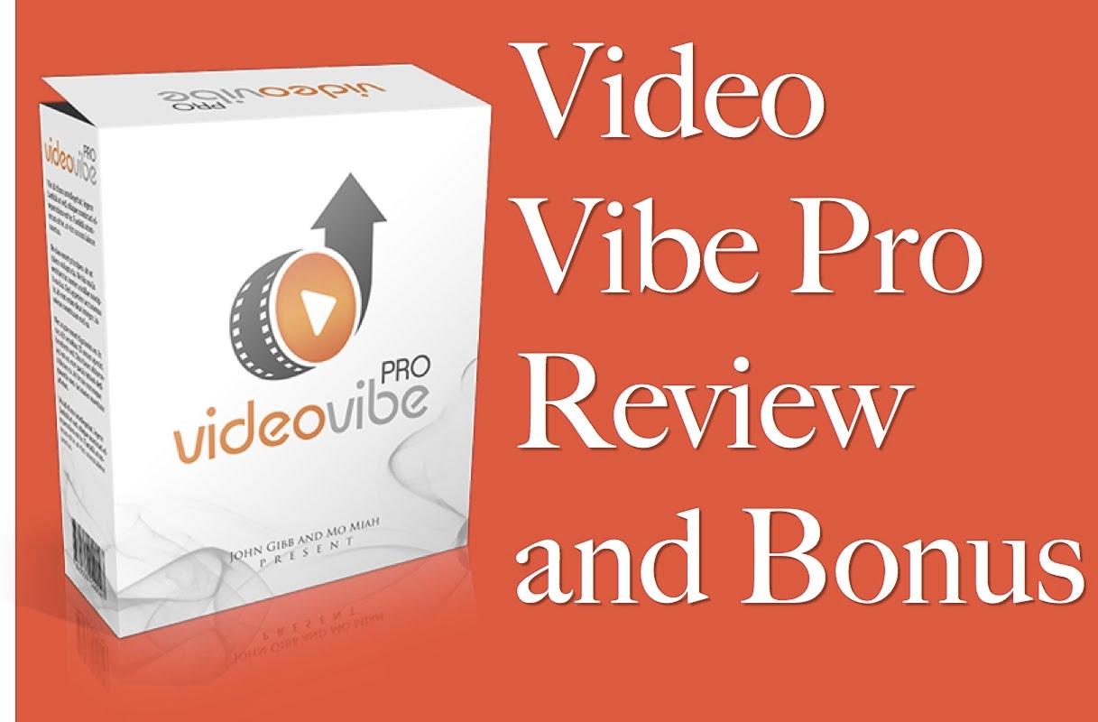Video Marketing Con Video Vibe Pro Revisión En Español